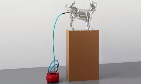 "Richard Jackson ""Dog small"""